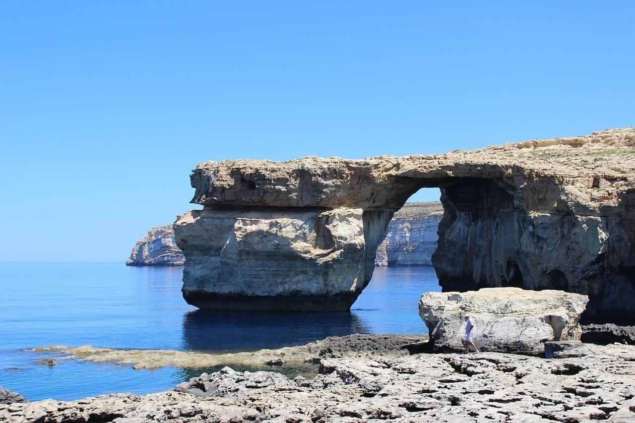 Azul Ventana Malta Gozo Malta
