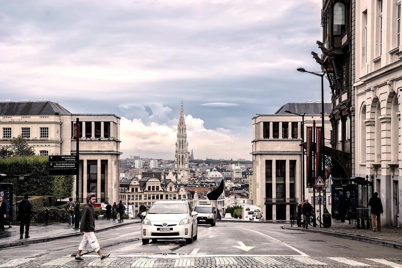 Bélgica Bruselas Europa Bélgica