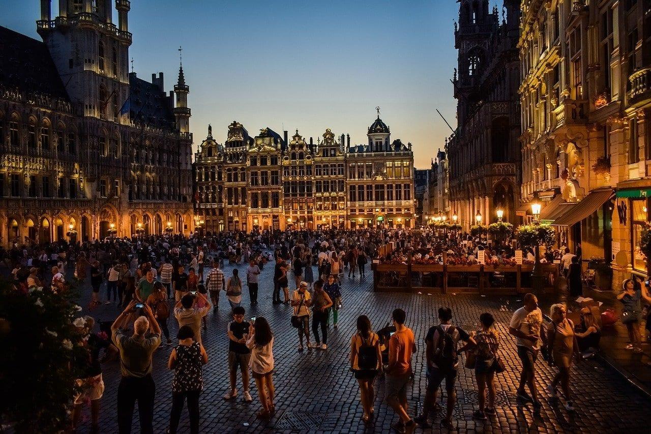 Bélgica Bruselas Grand Place Bélgica