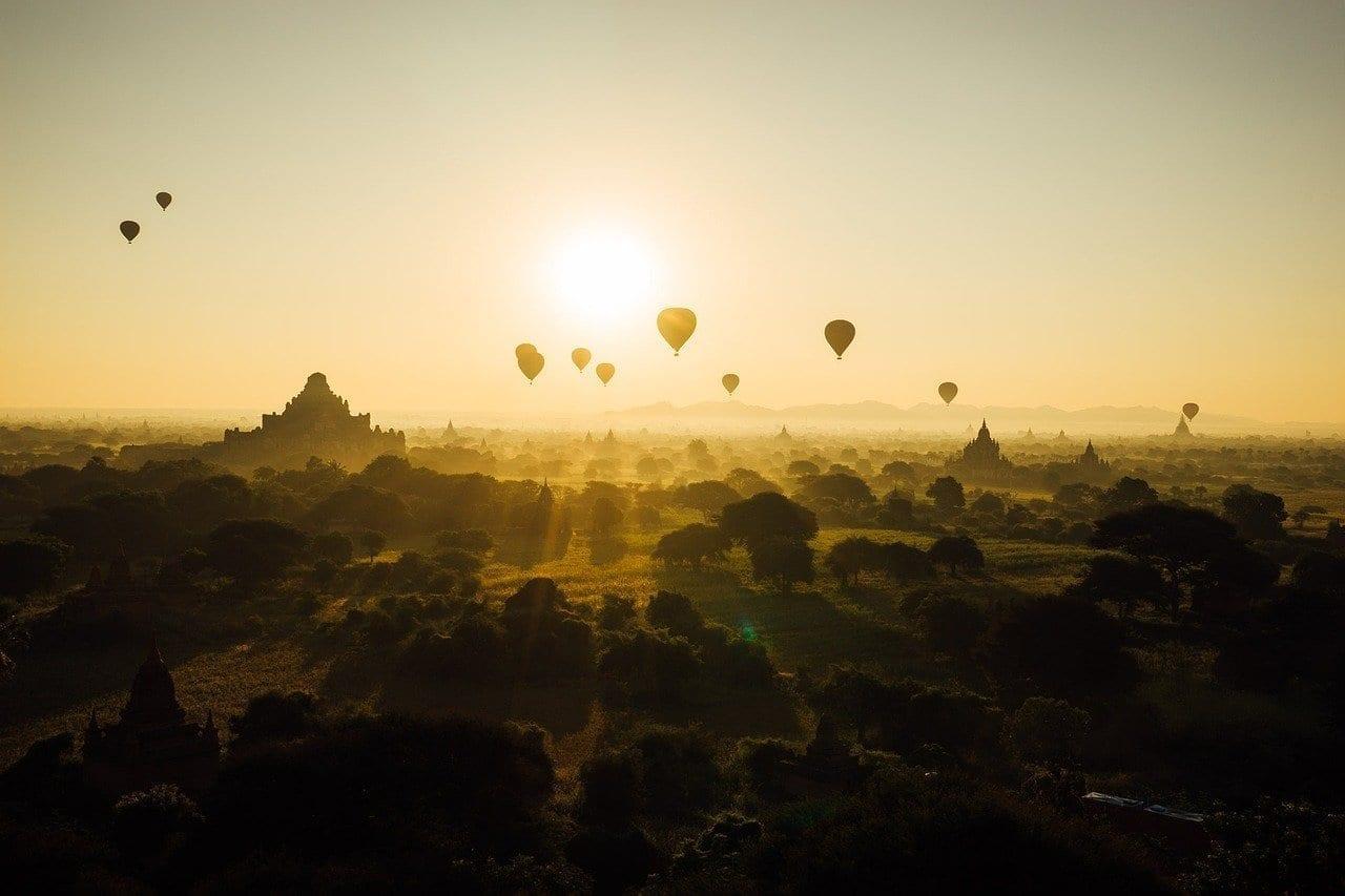 Bagan Myanmar Birmania Myanmar
