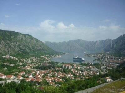 Bahía Montenegro Kotor Montenegro