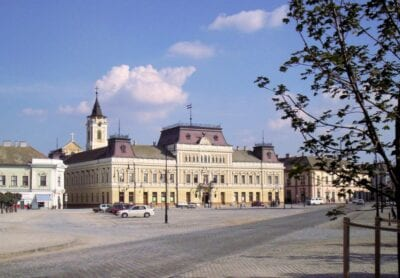 Baja Pécs Hungría