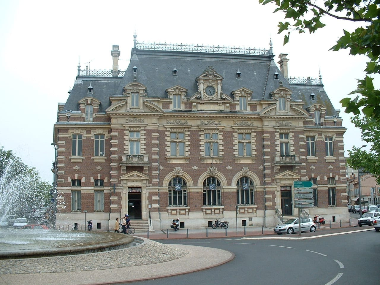 Banco de Ahorros de Albi Albi Francia
