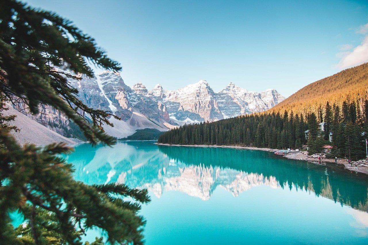 Banff Alberta Canadá Canadá