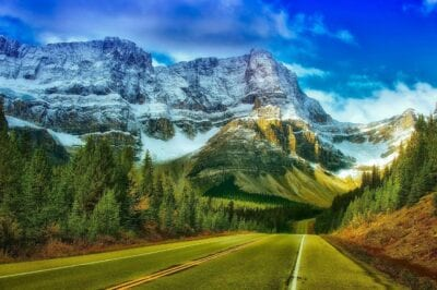 Banff Canadá Parque Nacional Canadá