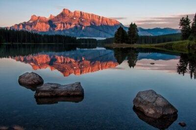 Banff Hermosa Belleza Canadá