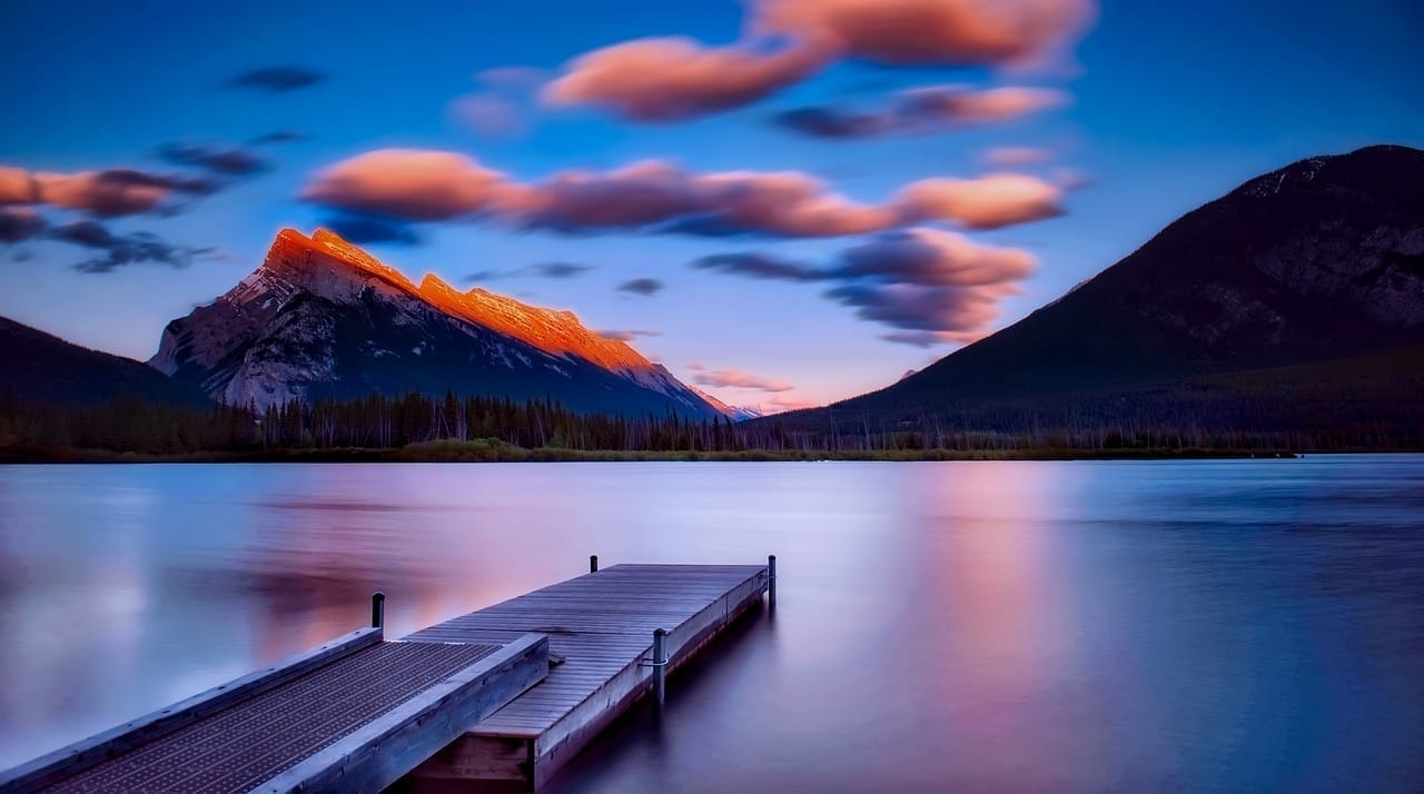 Banff Parque Nacional Canadá Canadá