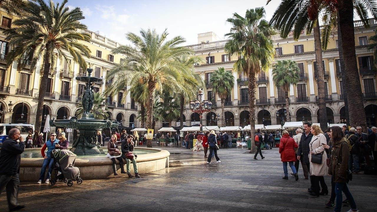 Barcelona Cuadrados España España
