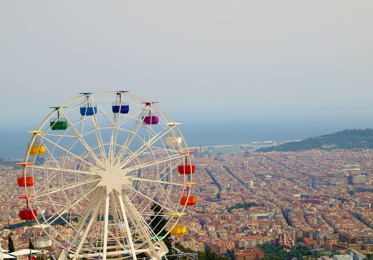 Barcelona Visitas Europa España