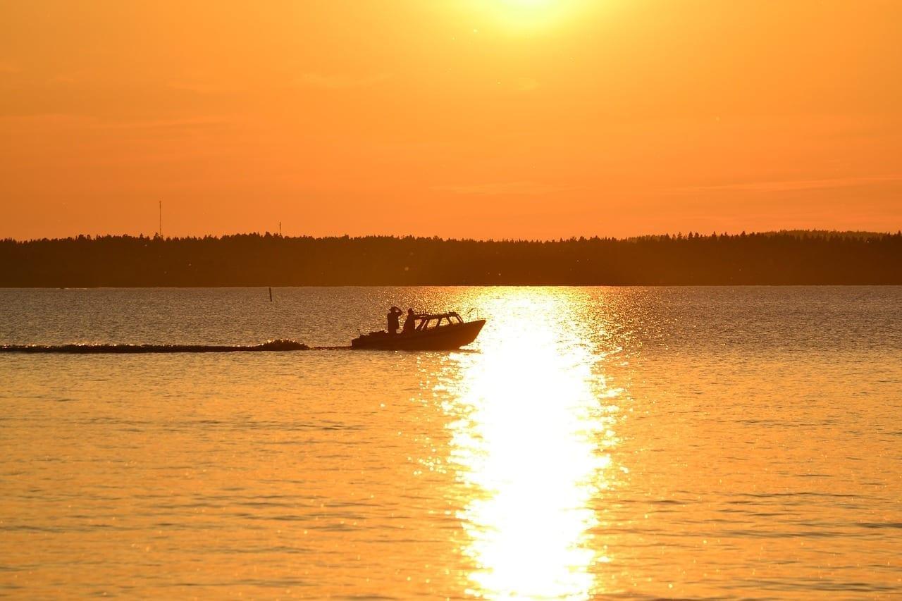 Barco Näsijärvi Tampere Finlandia