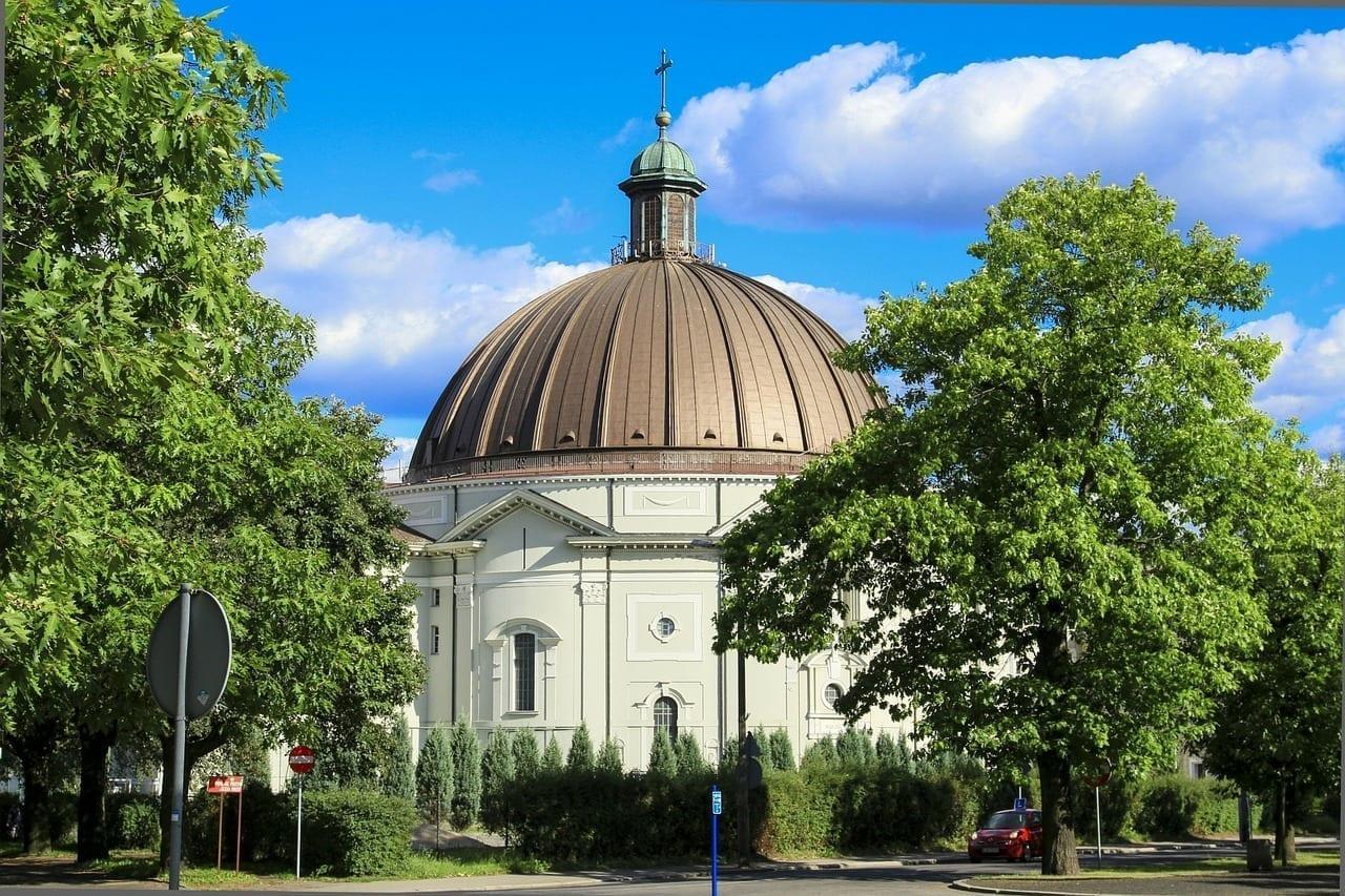 Basílica Bydgoszcz Iglesia Polonia