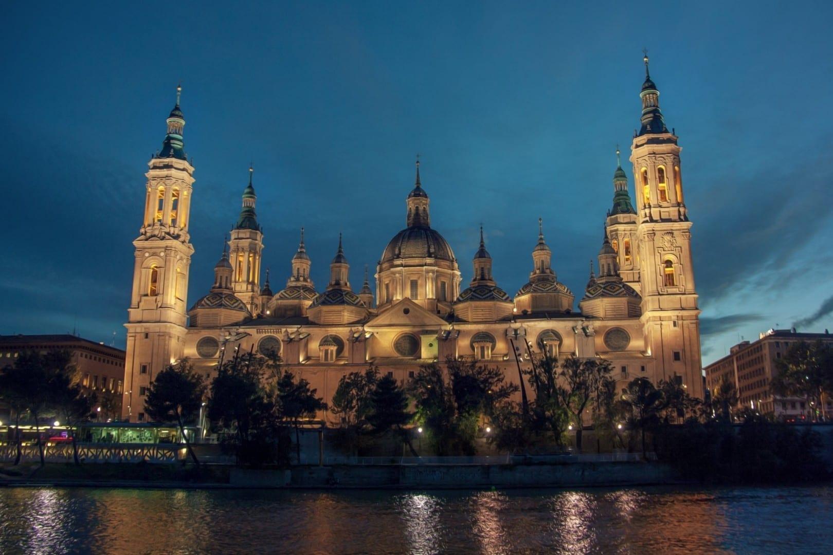 Basílica del Pilar Zaragoza España