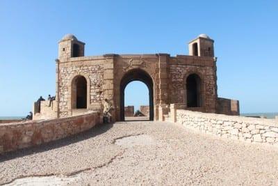 Bastión de Essaouira Esauira Marruecos