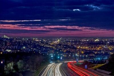 Belgrado Serbia Panorama Serbia