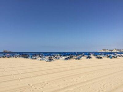 Benidorm Hamacas Playa España