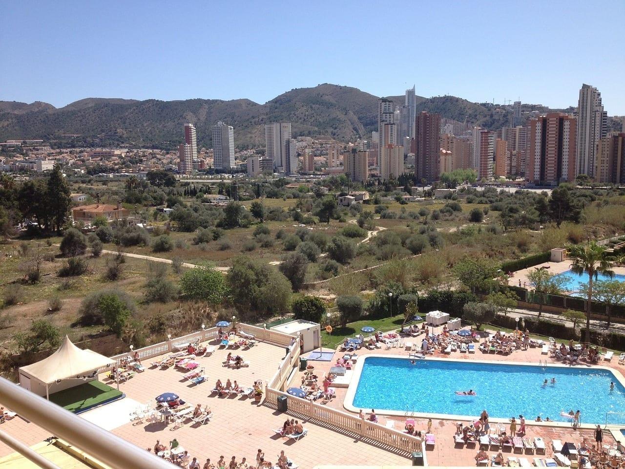 Benidorm Vacaciones Piscina España