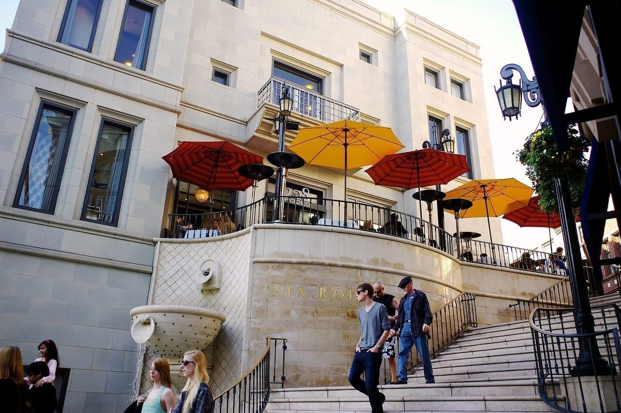 Beverly Hills Turismo Viajes Estados Unidos