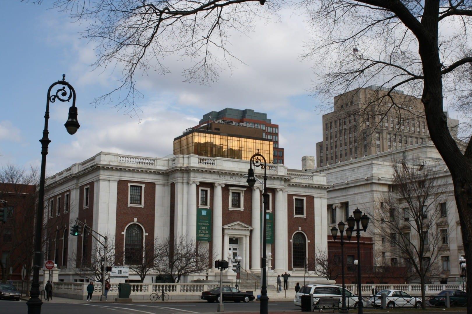 Biblioteca Pública Gratuita de New Haven New Haven (Connecticut) Estados Unidos