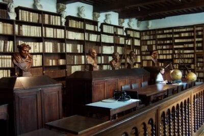Biblioteca Plantin Moretus Amberes Bélgica