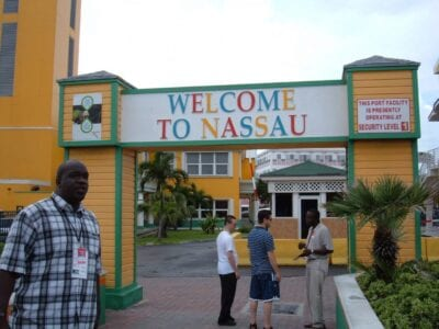 Bienvenido a Nassau. Nassau Bahamas