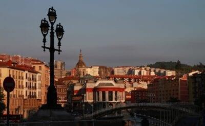 Bilbao España Paisaje Urbano España
