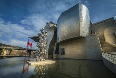 Bilbao Guggenheim Arquitectura España