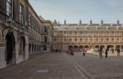 Binnenhof La Haya Países Bajos
