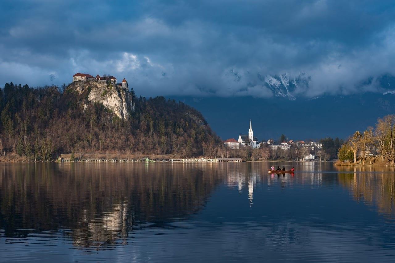 Bled Eslovenia Castillo Eslovenia