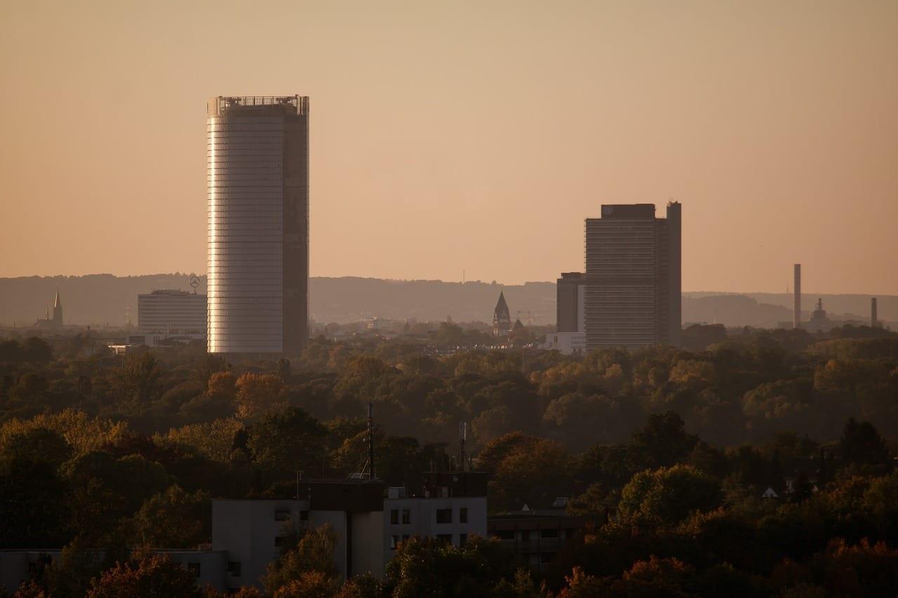 Bonn Torre De Bonn Eugen Largo Alemania