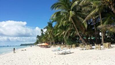 Boracay Playa República De Filipinas Filipinas