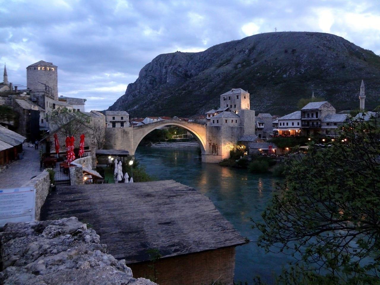 Bosnia Mostar Herzegovina Bosnia y Herzegovina