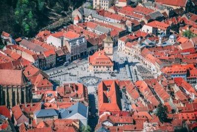 Brasov Ciudad Rumania Rumania