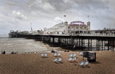 Brighton Inglaterra Sussex Reino Unido