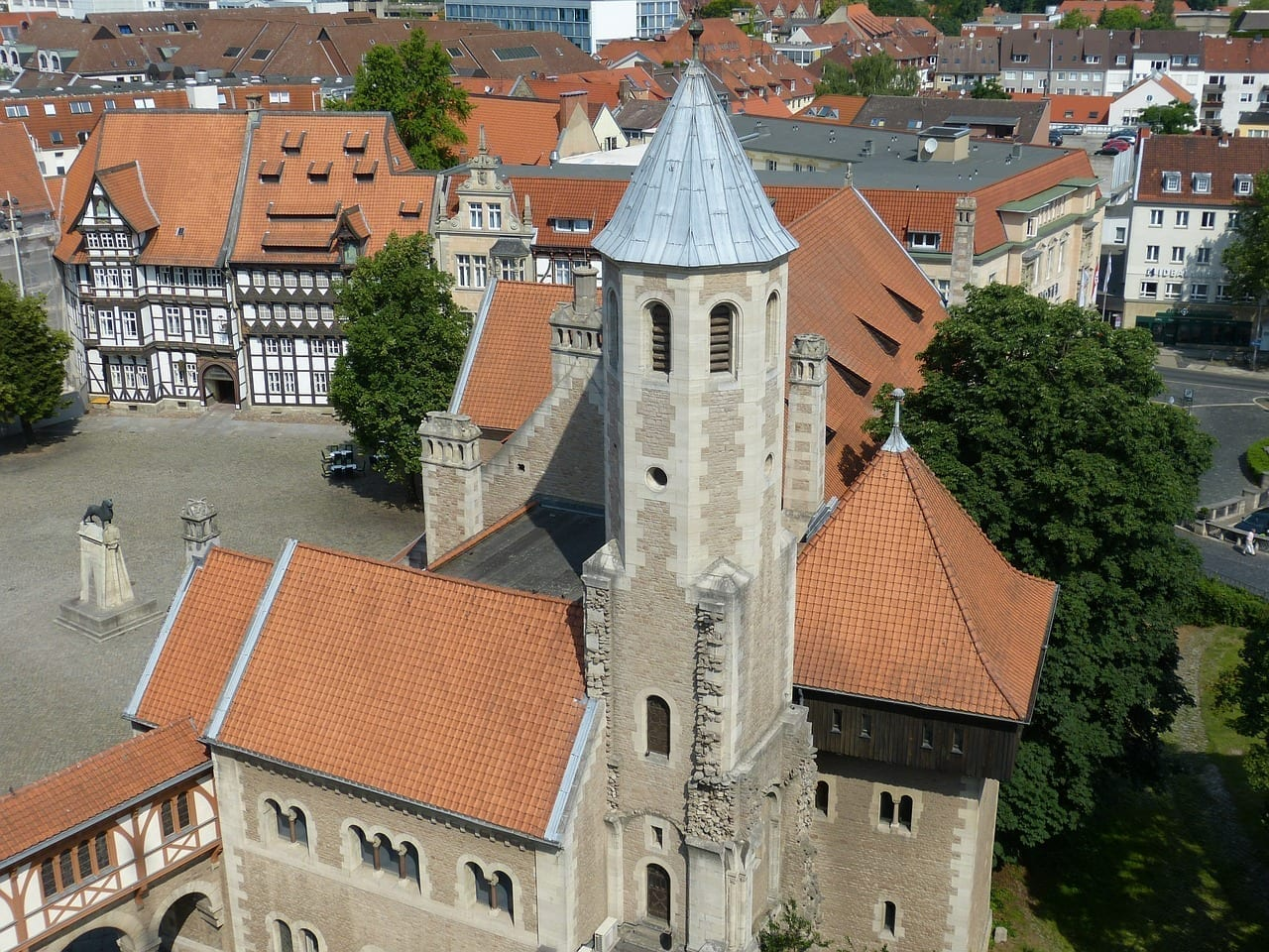 Brunswick Castillo Históricamente Alemania