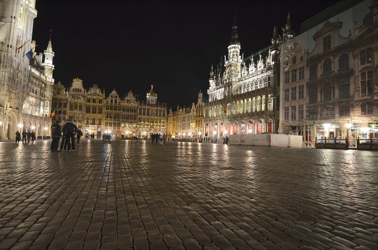 Bruselas Bélgica Arquitectura Bélgica