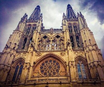 Burgos Monumento Europa España