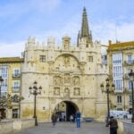 Burgos Puerta Islam España