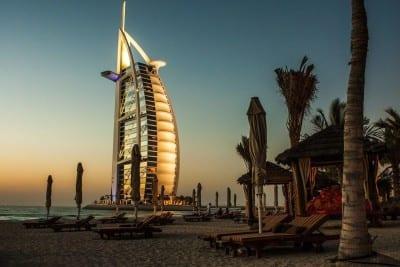 Burj Al Arab Dubai Hotel Emiratos Árabes Unidos