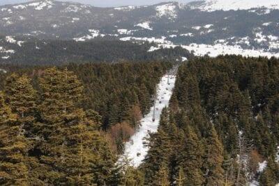 Bursa Uludağ De Esquí Turquía