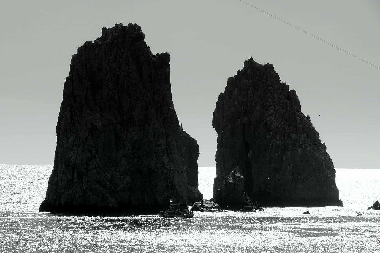 Cabo San Lucas México Océano México