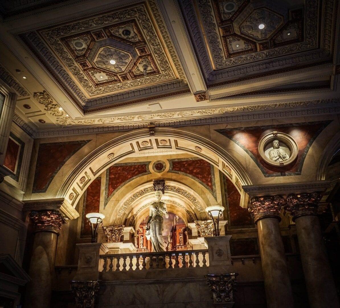 Caesar's Palace Las Vegas Hotel Estados Unidos