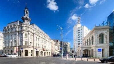 Calea Victoriei Bucarest Rumania