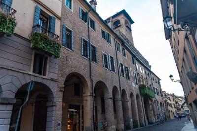 Calle Padova Italia Italia