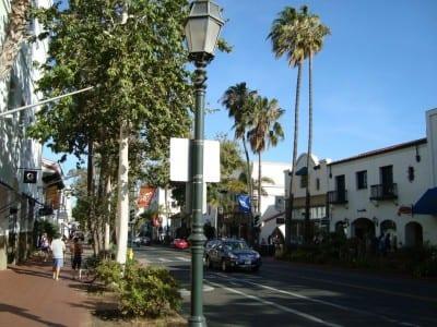 Calle State Santa Barbara CA Estados Unidos