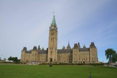 Canadá Parlamento Ottawa Canadá