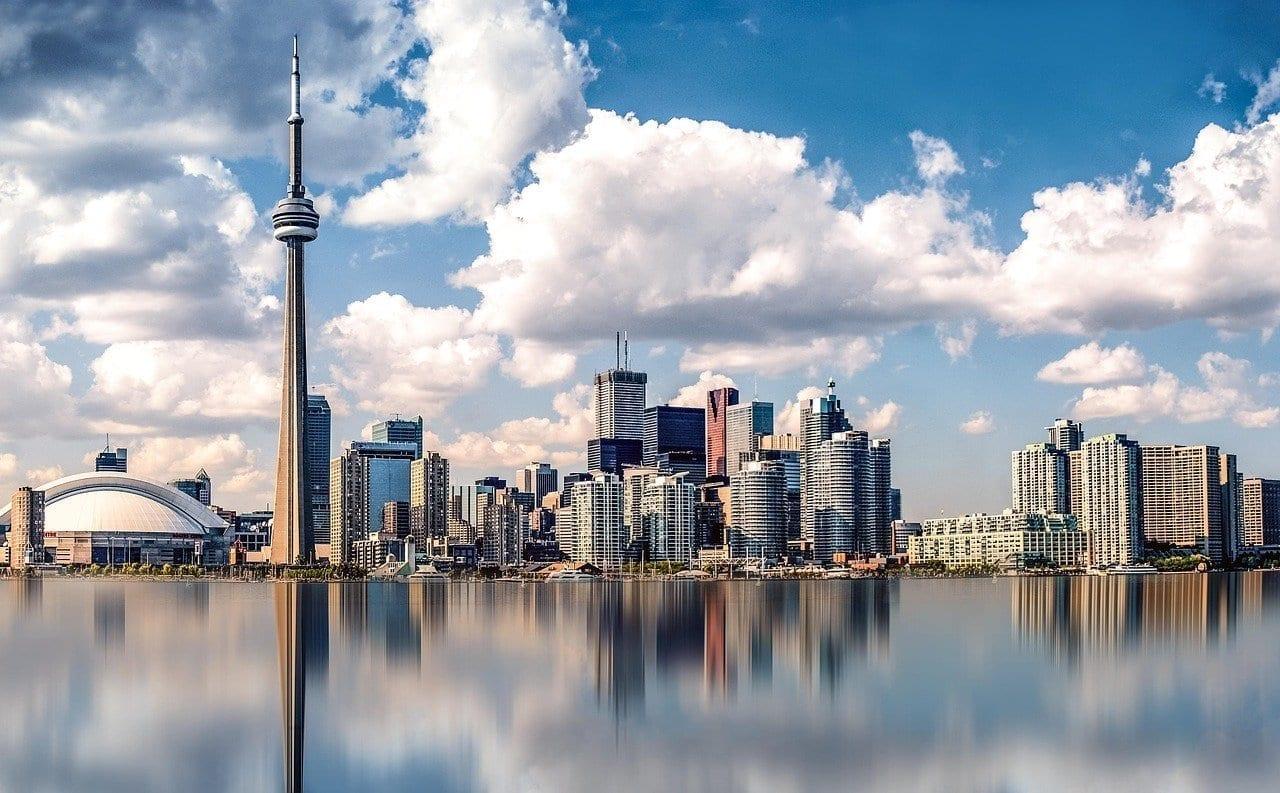 Canadá Toronto Ciudad Canadá