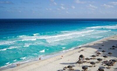 Cancún Mexico Playa México