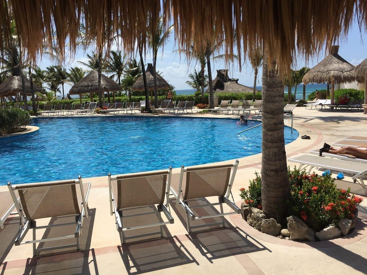 Cancún Océano Piscina México