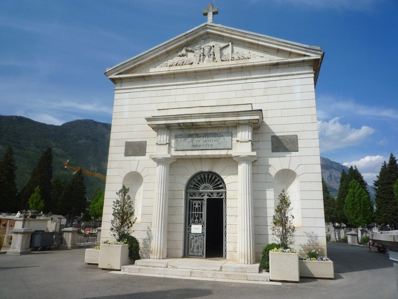Capilla Saint-Roch Grenoble Francia