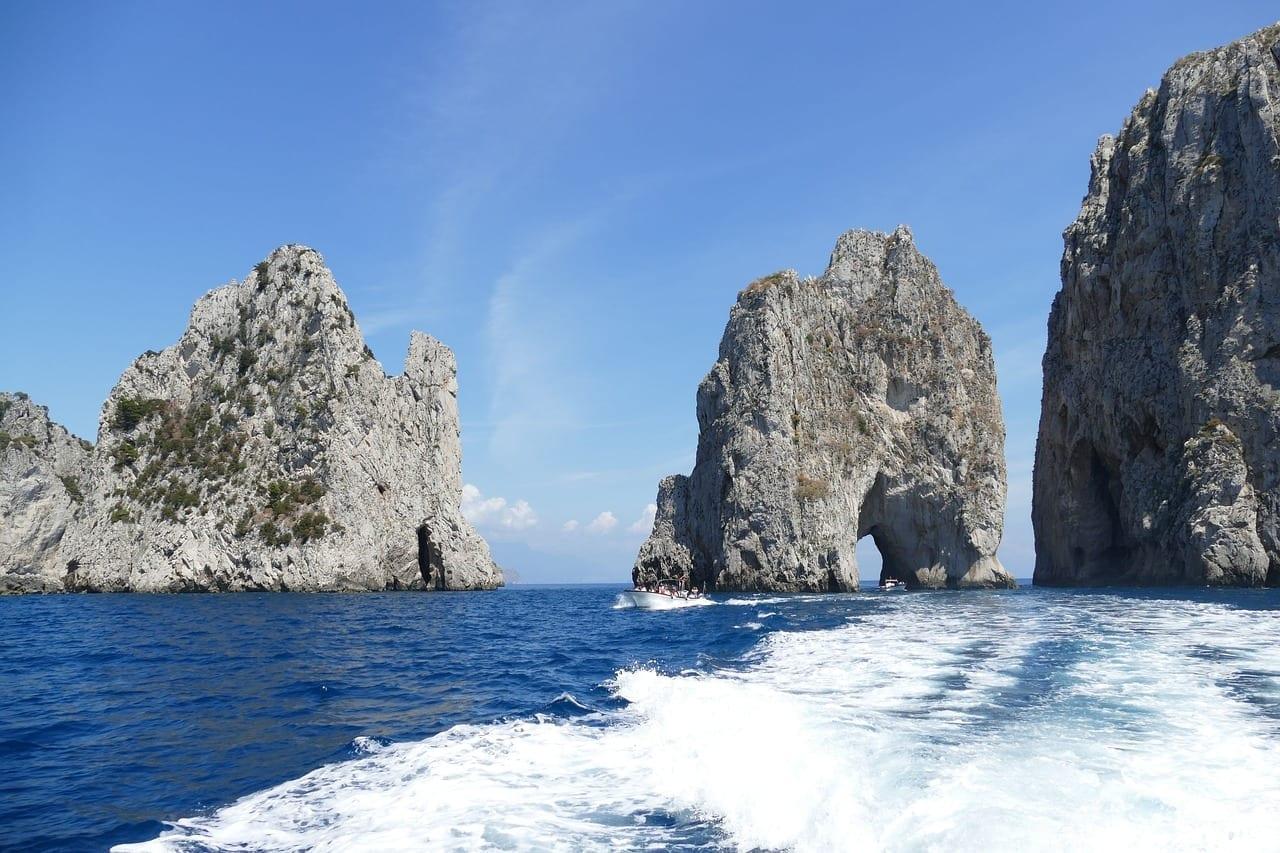 Capri Italia Costa Italia